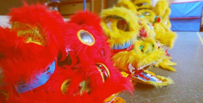 masques de licornes